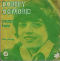 Disque 45 Tours DONNY OSMOND - 1972 *** - Rock