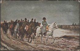 Jean-Louis E Messonier - 1814 Campagne De France, C.1920s - Lapina CPA - Paintings