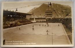 Olympia-Kunsteis-Stadion Gegen Wank 1936 - Olympische Spiele