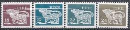 Irlande 1981 N°442/445 Neufs ** Série Courante - Neufs