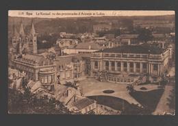 Spa - Le Kursaal Vu Des Promenades D'Anette Et Lubin - 1928 - Spa