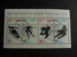 BRD 1971 Block 6 Michel 687 - [7] West-Duitsland