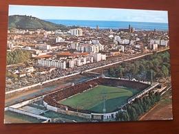 Malaga La Rosaleda Stadium Cartolina Stadio Postcard Stadion AK Carte Postale Stade Estadio Postal - Fútbol