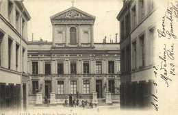 LILLE  Le Palais De Justice Precurseur RV Timbre 1c - Lille