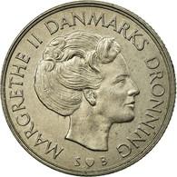 Monnaie, Danemark, Margrethe II, Krone, 1973, Copenhagen, TTB, Copper-nickel - Yougoslavie