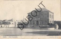 Postkaart-Carte Postale  ASSE Place Communale 1908 (O203) - Asse