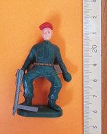SOLDATINO SOLDIER PARATROOPER   VINTAGE - Figurini & Soldatini