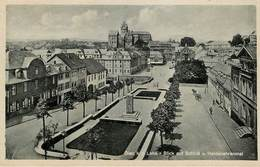 Allemagne - Germany - Rhénanie Palatinat - Diez An Der Lahn - Blick Auf Schloss U. Heldenehrenmal - Bon état - Diez