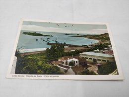 ANTIQUE PHOTO POSTCARD CABO VERDE / CAPE GREEN - CIDADE DA PRAIA - VISTA PARCIAL CIRCULATED 1962 - Cap Vert
