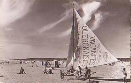 Charente Maritime        714       IIle D'Oléron.Vert Bois.La Grande Plage Et L'Aéro-plage ( Char à Voile ) - Ile D'Oléron