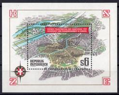 1986  AUTRICHE  N**   MNH - Blocs & Feuillets