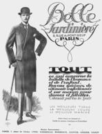 "PUB  "" BELLE JARDINIERE   ""   1924 ( 5 ) - Other"