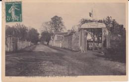 13. Draveil. Forêt De Sénart. Porte De L'Hermitage. (Restaurant De L'Hermitage M. Ponnelle). - Draveil