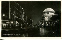 006591  Nachtzauber In Berlin - Der Potsdamer Platz  1939 - Mitte