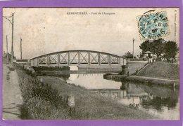 ARMENTIERES - Pont De L'Atargette - 1907 - - France