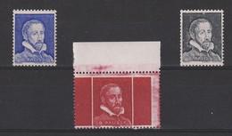Palissy Type 3 - Piquage Décalé - Visage Rouge + Type 2 Bleu Et Gris - Phantomausgaben