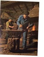 CPM, Grand Format 17 X 12, Le Forgeron, Monde Agricole, Jamais Voyagée - Cultures