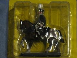 Soldatini A CAVALLO In Metallo - Ussaro Prussiano - Confezione Sigillata - Soldatini Di Piombo