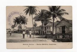 !!! PRIX FIXE : CACHET COLONNE EXPEDITIONNAIRE DU CAMEROUN SUR CPA DE NOVEMBRE 1918 - Cameroun (1915-1959)
