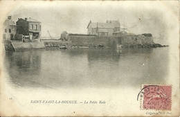 SAINT-VAAST-LA -HOUGUE  - La Petite Rade - Saint Vaast La Hougue