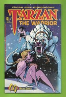 Tarzan The Warrior # 3 - Malibu Comics - In English - Pencils Neil Vokes - June 1992 - Very Good - Autres Éditeurs
