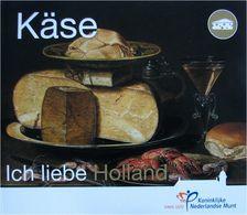 Pays-Bas 2019 : Coffret BU Des 8 Pièces 'Käse' / 'Fromage' (750 Exemplaires) - DISPONIBLE EN FRANCE - Pays-Bas