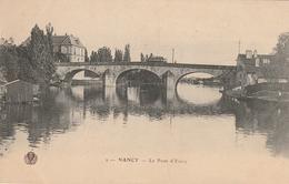 Le Pont D'Essey - Nancy