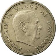Monnaie, Danemark, Frederik IX, Krone, 1972, Copenhagen, TTB, Copper-nickel - Yougoslavie