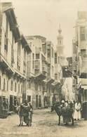 Egypte - Egypt - Animaux - Anes - Ane - Le Caire - Street In Old Cairo - Rue Au Vieux Caire - état - El Cairo