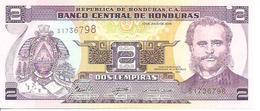 Honduras P-80Ae 2Lempiras 2006 UNC - Honduras