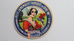 Etiquette Ancienne ( Jamais Collée) Grand Modèle - Cheese