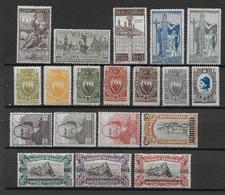 SAINT MARIN - ANNEES COMPLETES 1923 à 1924 * MLH - COTE = 114 EUROS - Saint-Marin
