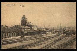 57 - SARREGUEMINES -  Saargemünd - La Gare - Sarreguemines