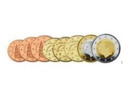 Spanje 2019  De 8 Munten Van 1ct Tot 2 Euro / 8 Pieces  UNC Uit De Rol - UNC Du Rouleaux  !!!! - Spanje