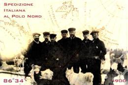 [MD2783] CPM - SPEDIZIONE ITALIANA AL POLO NORD - EDIZIONI APAC - 2010 - Non Viaggiata - Storia