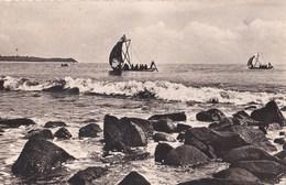 Carte 1955 SASSANDRA / RETOUR DE LA PECHE - Ivory Coast