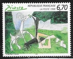 TIMBRE N° 3162   -   TABLEAU PICASSO LE PRINTEMPS      - NEUF - 1998 - Francia