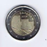 Spagna - 2 Euro Commemorativo Anno 2019  -  Avila - Spagna