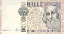 1000 Lire Italien 1982 - [ 2] 1946-… Republik