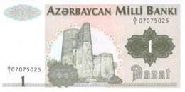 1 Manat Aserbaidschan - Azerbaïjan