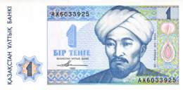 1 Tenge Kasachstan 1993 - Kasachstan