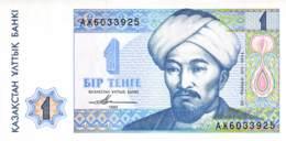 1 Tenge Kasachstan 1993 - Kazakhstan