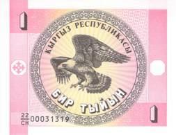 1 Tyjyn Kirgistan 1993 - Kirghizistan