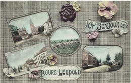 Un Bonjour De BOURG  LÉOPOLD - Leopoldsburg