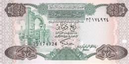1/4 Dinar Libyen 1981 - Libyen