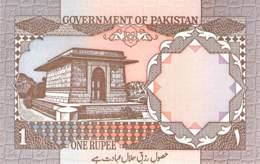 1 Rupie Pakistan 1981 - Pakistan