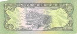 10 Afghanis 1979 Afghanistan - Afghanistán