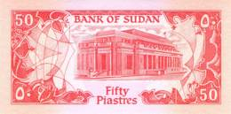 50 Piaster Sudan 1969 - Sudan