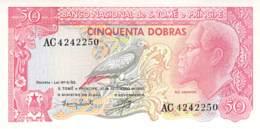 50 Dobras Sao Tome E Principe - São Tomé U. Príncipe