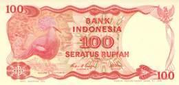 100 Rupiah  Indionesien UNC 1984 - Indonésie